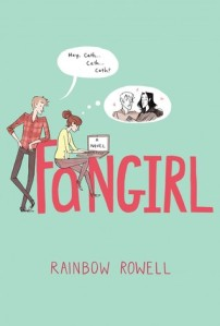 FANGIRL BY RAINBOW ROWELL REVIEW