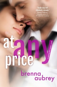 Book Review: AT ANY PRICE by Brenna Aubrey